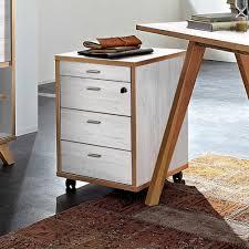 Schreibtisch 90 Breit Schreibtisch Vastonia In Pinie Weiß Eiche 160 Cm Pharao24 De