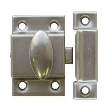 Kitchen Cabinet Catches Metal Cabinet Latch The Home Depot