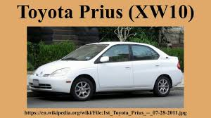 toyota prius v wiki toyota prius xw10
