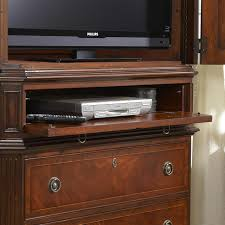 Entertainment Center Armoire Traditionally Styled Entertainment Armoire By Fine Furniture