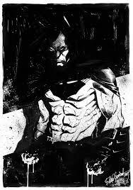 batman sketch by elena casagrande on deviantart