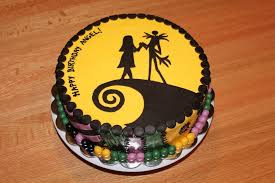 sally nightmare before cake cakecentral