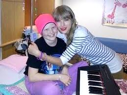 taylor swift visits young cancer patient in nebraska today com