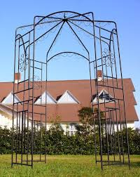 wedding arbor ebay 8 garden trellis wedding arch outdoor patio metal arbor climbing