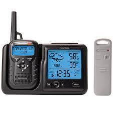 amazon com acurite 08580 weather station plus portable weather