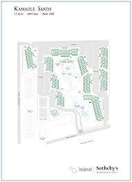 Pono Kai Resort Floor Plans by Kihei Sugar Beach Resort Map Map Get Free Image About World Maps