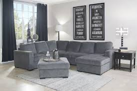 Living Room With Sectional Mor Furniture For Less The Claire Sectional Living Room Mor