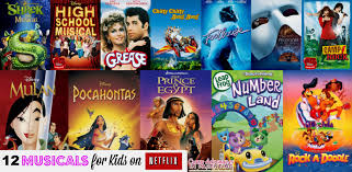 12 musicals for kids on netflix streamteam crazy adventures in