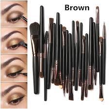 Makeup Mac 20pcs makeup brushes set powder foundation eyeshadow eyeliner lip