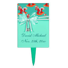 neutral baby shower cake toppers zazzle