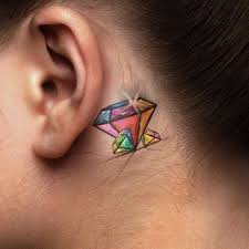 out all these diamond tattoo designs