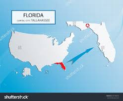 Blank Map Of Florida by Capital I Clipart Outline Collection