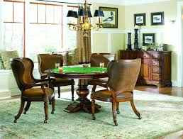 swivel dining room chairs swivel dining chairs with casters uk casual chair room caster