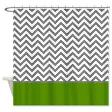 Kate Spade Striped Shower Curtain Green Striped Shower Curtain Foter