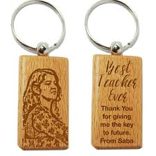 wooden keychains personalized wooden keychain a memory