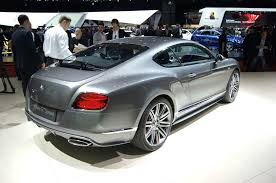 bentley rear 2015 bentley continental gt image 3