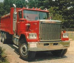 gmc semi truck 1985 gmc general this was the first truck that my brother u2026 flickr