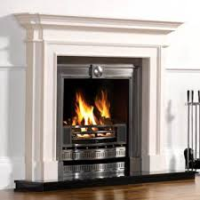 stovax kensington cast iron square insert fireplace products