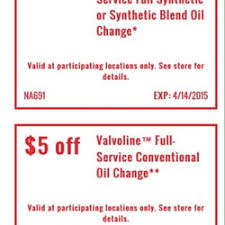 valvoline light bulb replacement coupon valvoline instant oil change oil change stations 1721 n