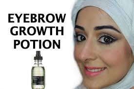 eyebrow growth potion how to grow back your eyebrows beauty