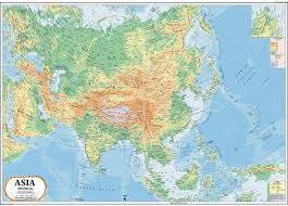 tunisia physical map asia physical map asia physical map exporter manufacturer