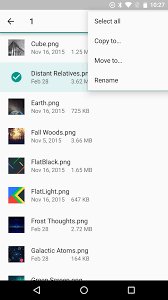 android file associations android n feature spotlight more powerful built in file manager