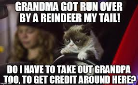 Grumpy Cat Memes Christmas - there are plenty of people on my christmas list imgflip