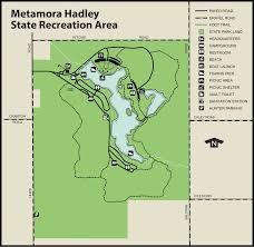 Map Of Holland Michigan by Metamora Hadley State Recreation Areamaps U0026 Area Guide Shoreline