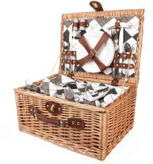 best picnic basket seven of the best picnic hers shoppersbase