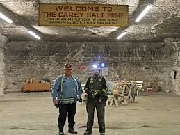 Hutch Salt Mine Got Road Salt Cities Across The Country Are Running Out Of It Wuwm