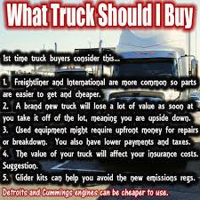 buy kenworth truck what truck should i buy