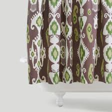 Purple And Brown Shower Curtain Chic Purple Shower Curtain Best Home Decor Inspirations