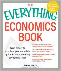the everything economics book by david a mayer read online