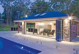cabana and pool perfect for entertaining completehome