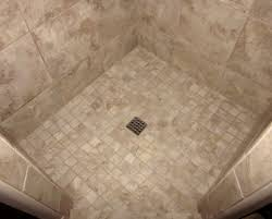shower bathroom pebble tile and stone tile ideas amazing shower
