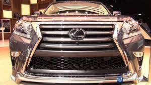 lexus gx 460 used cars 2017 lexus gx 460 exterior and interior walkaround 2017