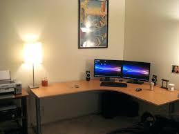 u shaped glass desk u shaped desk office depot u2013 netztor me