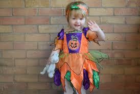 dressing up for halloween raising emily