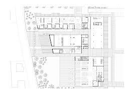 Ground Floor Plan Gallery Of Mast Foundation Labics 13