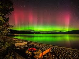 can you see the northern lights in maine 10 places to see the northern lights recreation gov