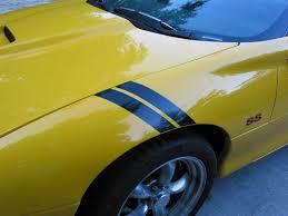 all camaro and firebird 98 02 camaro firebird corvette grand sport style fender stripe