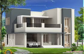Medium Sized Houses Roof Flat Roof Design Houses House Of Samples Inexpensive Flat