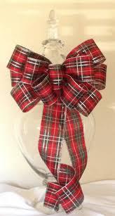 die besten 25 christmas bow tree toppers ideen auf pinterest