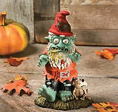 halloween yard stakes 47 garden gnomes the unique way to present