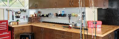 garage floor and cabinets best in show above door storage diy