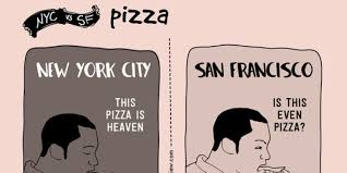 New York Meme - the difference between living in new york and san francisco pt ii