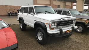 wagoneer jeep lifted 1989 jeep grand wagoneer limited u70 1 kissimmee 2017