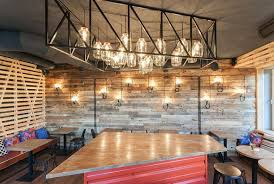 Bar Light Fixtures The Coffee Bar That Makes You Feel At Home Using Wine Crates