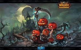 halloween desktop wallpaper widescreen warcraft halloween special hd desktop wallpaper widescreen
