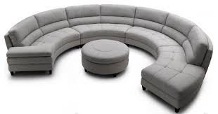 contemporary round sofa design for spacious area furniture